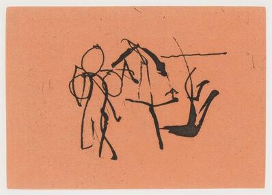 Robert Motherwell, 'The Streets', 1988