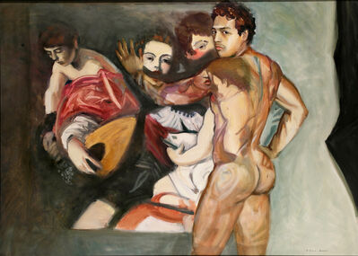 Audrey Anastasi, 'Art Lover'