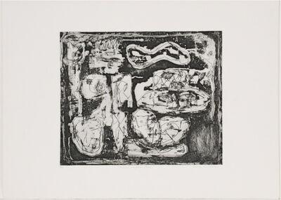 Louise Nevelson, 'Ancient Sculpture Garden', 1965-1966
