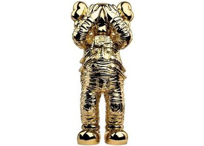 KAWS, 'Holiday Space (Gold)', 2020