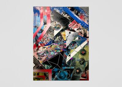 Zeehan Wazed, 'Glitchscape III', 2016