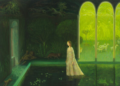 Helen Flockhart, 'Circe Waits for Morning', 2018
