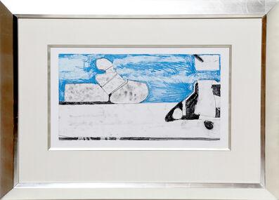 Richard Diebenkorn, 'Blue', 1985
