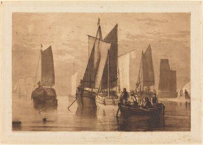 J. M. W. Turner, 'Calm', published 1812