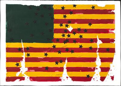Nu Barreto, 'Etats Désunis d'Afrique (EDA) / Desunited States of Africa (DSA)', 2017