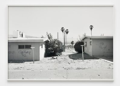 An-My Lê, 'Security and Stabilization Operations, Graffiti (GI Go Home), from 29 Palms', 2003-2004
