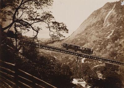 Marc Ferrez, 'Sylvestre Bridge, Pocos de Caldas, Minas Gerais State', 1880