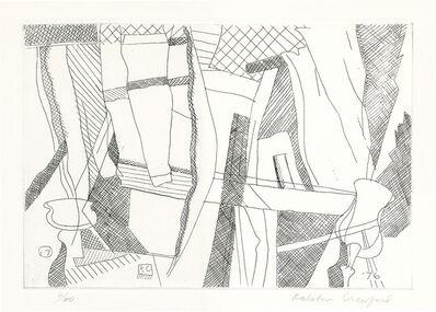 Ralston Crawford, 'Los Penitentes #3', 1976