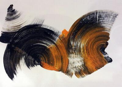Farnaz Jahanbin, 'Curve Line 19', 2018