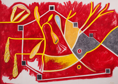 Carlos Rodal, 'Mesoamerican Territory', 2012