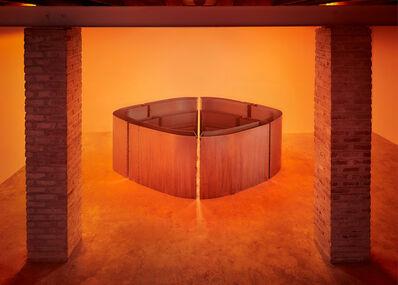 Tiril Hasselknippe, 'Bykjernens Soldans (Solar Dance of City Kernel)', 2019