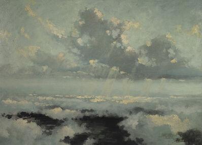 Eric Sloane, 'Altocumulus Over Cumulus', Date Unknown