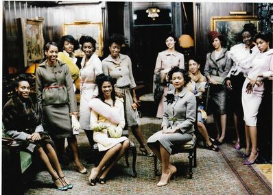 Jamel Shabazz, 'Church Ladies', ca. 2004