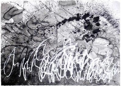 Daniel Diaz-Tai, 'Asemic N071.17'