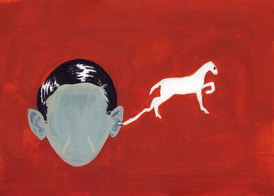 Aleksandra Waliszewska, 'Untitled [Red]', 2012-2014