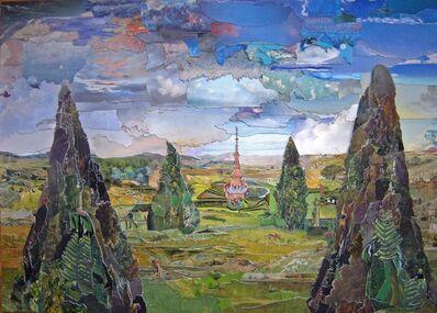 KÜHNE / KLEIN, 'Painting a Vanishing Point', 2009