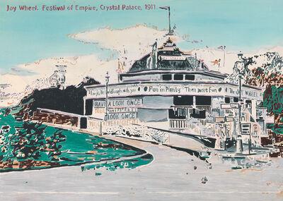 Colin Waeghe, 'Crystal Palace - Joy Wheel', 2015