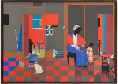 Romare Bearden, 'Early Carolina Morning', 1978