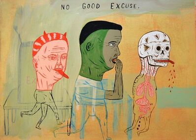Fred Stonehouse, 'No Good Excuse', 2018