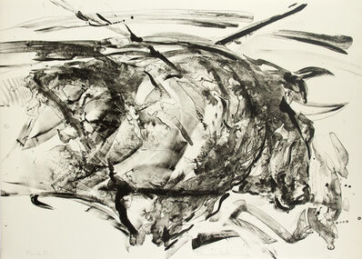 Elaine de Kooning, 'Taurus XIV, Proof D', 1973