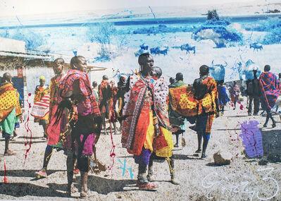 Arno Elias, 'Masai', 2019