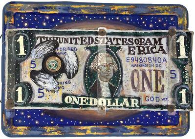 Konstantin Bokov, 'Dollar Bill', 2010