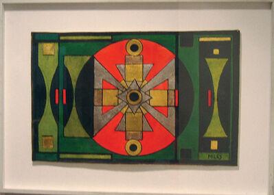 Jeanne Miles, '#115', 1985