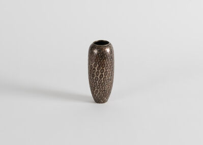 Jean Dunand, 'Conical Dinanderie Vase', 1913