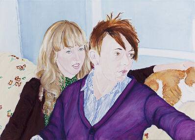 Billy Sullivan, 'Linnea and Sarah', 2008-09