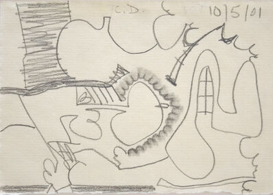 Carroll Dunham, 'Untitled', 2001