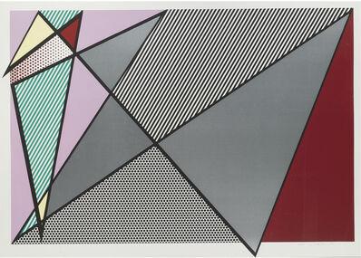 Roy Lichtenstein, 'Imperfect 2241988', 1988