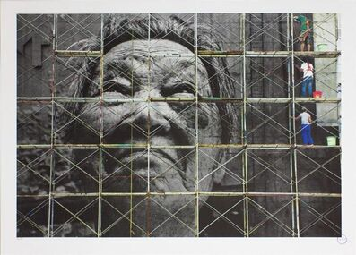 JR, 'Wrinkles of The City (Action in Shanghai)', 2012