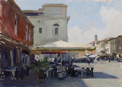 Marc Dalessio, 'Cafe in Chioggia', 2016