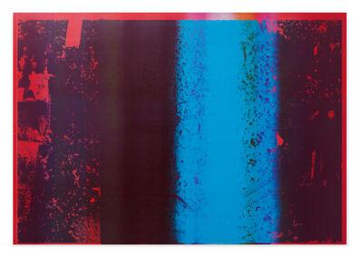 Emmanuel Van der Auwera, 'Memento 23 (Red VI, Tehran)', 2020