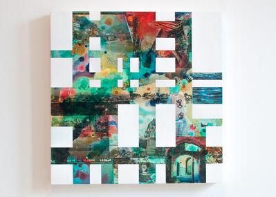 Joan Snitzer, 'Composition 9', 2014