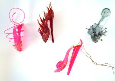 Antonio Lopez, 'Shoe Sculpture 1-4', 1977