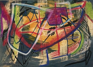 Rolph Scarlett, 'Untitled Abstraction', 1944