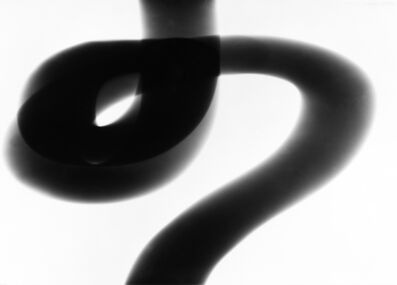 William Klein, 'Black Egg Swirling, Paris', 1952