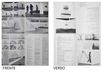 Equipe3 (Francisco Iñarra, Genilson Soares & Lydia Okumura), 'Poster produced for the XII Bienal Internacional de São Paulo, Brazil. ', 1973