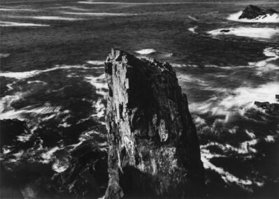 Thomas Joshua Cooper, 'The North Atlantic Ocean, The Butt of Lewis, The Isle of Lewis, The Western Isles, Scotand, The North-most point of the Western Isles', 1990s