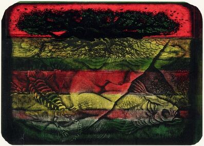 Kobayashi Keisei, 'Transmigration-Soul・B', 1990