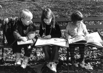 Jonathan Glass, 'Children Reading', 2006