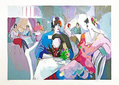 Isaac Maimon, 'CAFE NAPOLITAN', 1990