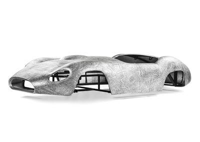 Wim Delvoye, 'Untitled (Maserati)', 2012