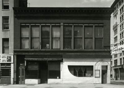 Bevan Davies, 'New York City', 1976