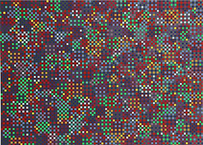 Tony Bechara, '151-Colors', 1979