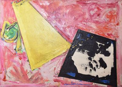 Hans Hofmann, 'Magenta, Yellow and Black', 1950