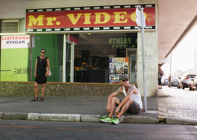 "Retha Ferguson, 'from the ""Voortrekker Road"" series', 2015-2018"