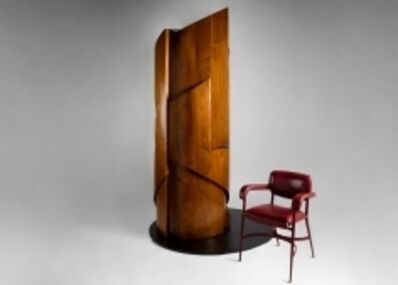 Michael Coffey, 'Titan, Monumental Sculptural Bar Cabinet', 2017