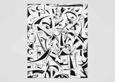 Zeehan Wazed, 'Rorschach 6', 2018